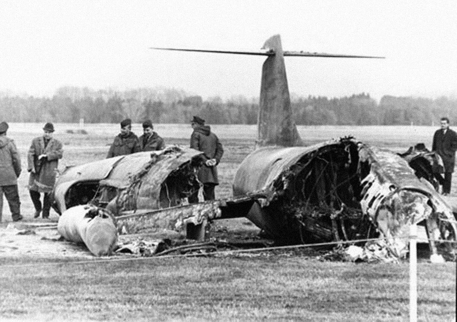 DECODED: The Cold War in Europe 1945-1995 : A Tarnished Legacy: The F-104  and the Starfighter Crisis