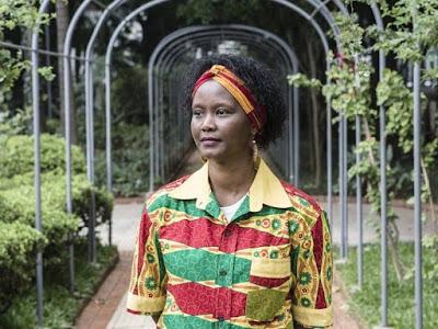 """""""Quando cheguei, descobri o que era ser negra' diz Nadia Ferreira de Guiné-Bissau"""