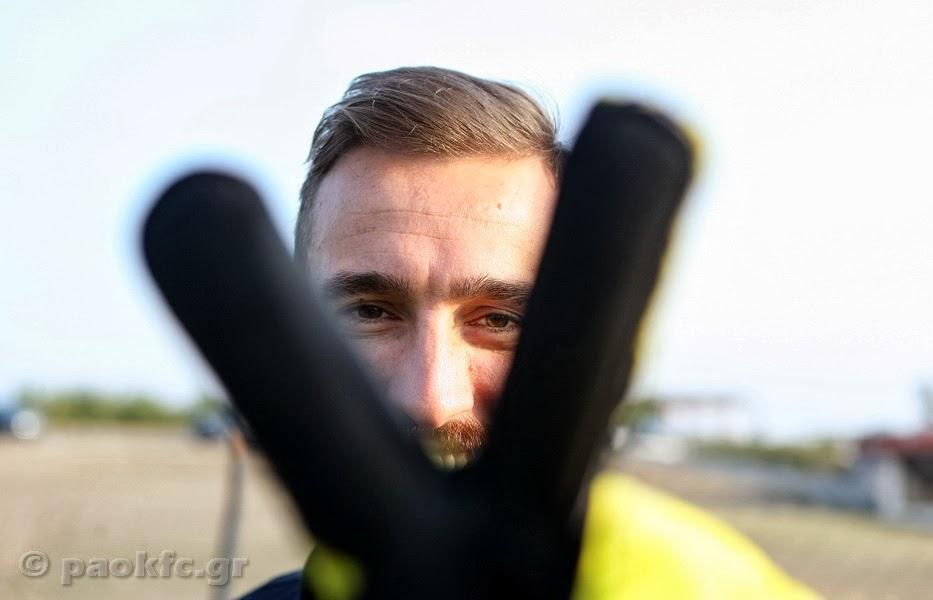 Πολυτιμότερος παίκτης του ΠΑΟΚ για τον μήνα Οκτώβριο αναδείχθηκε ο Παναγιώτης Γλύκος