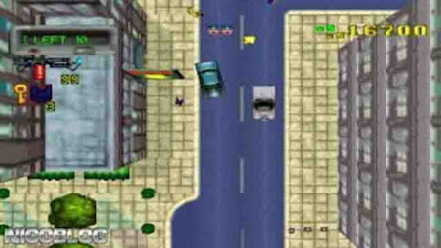 Download Game Grand Theft Auto GTA ISO PS1 (PC)