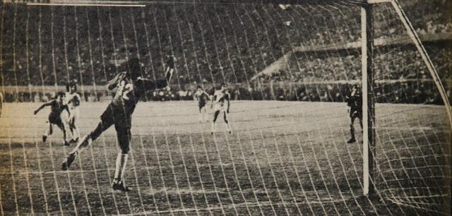 Perú y Chile en Copa América 1979, 17 de octubre