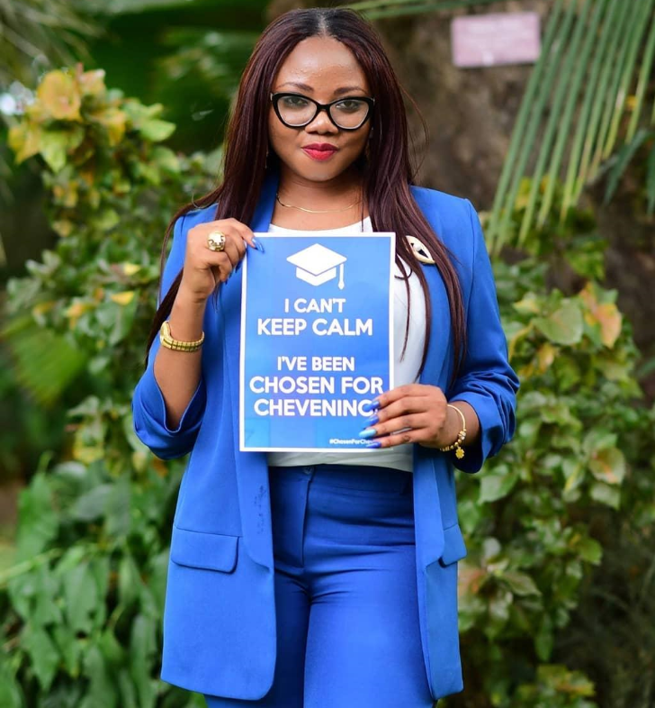 Chosen For Chevening -  Gbemisola Osadua ACIArb