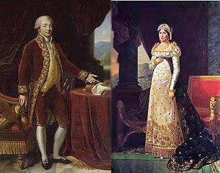 Carlo Bonaparte Letizia Ramolino