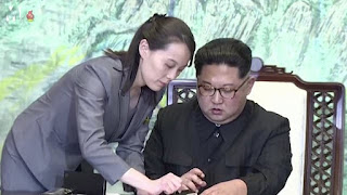 Kim Yo Jong dan Kim Jong Un