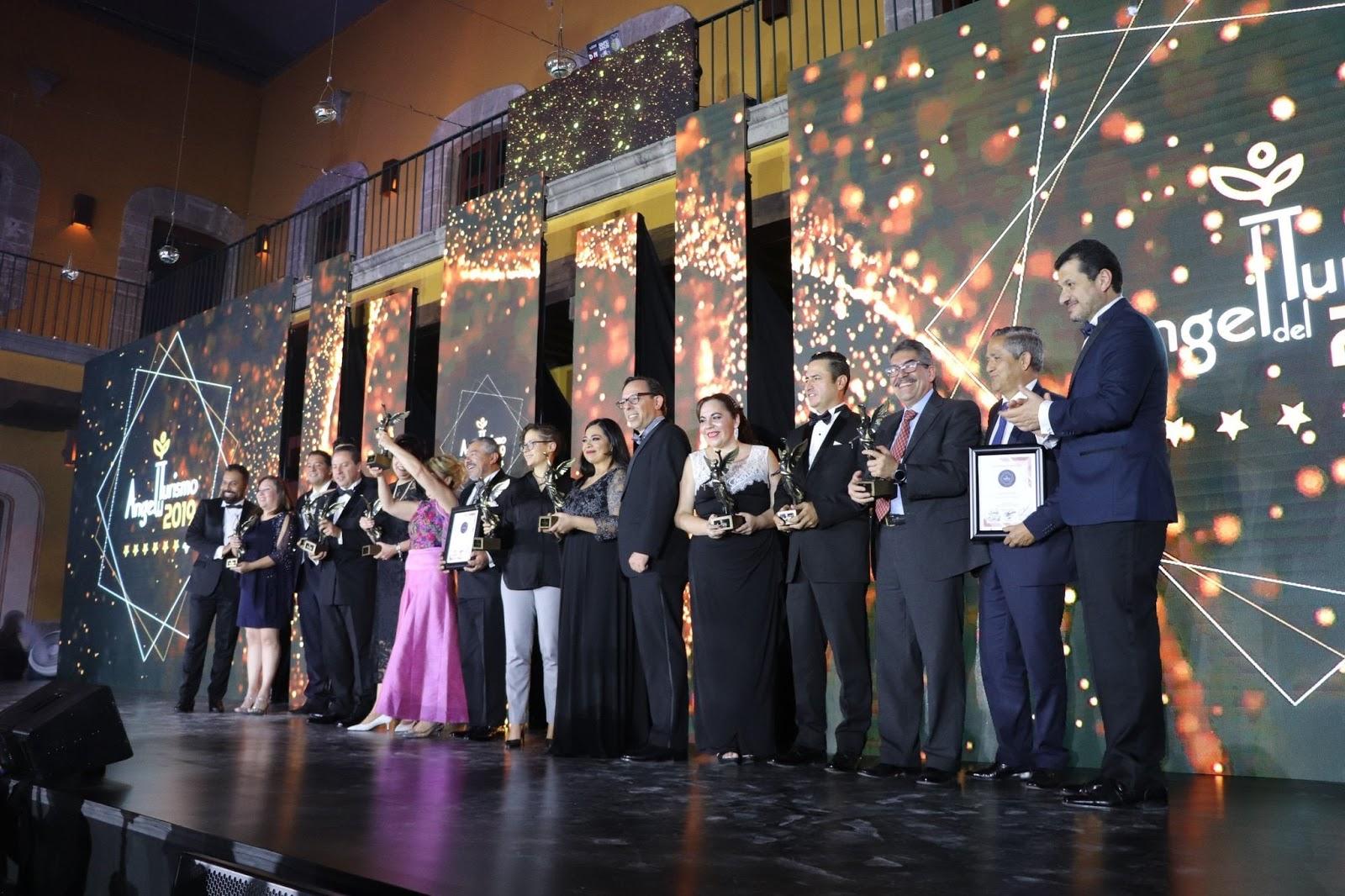GANADORES EDICIÓN 2019 PREMIOS ÁNGEL TURISMO 1