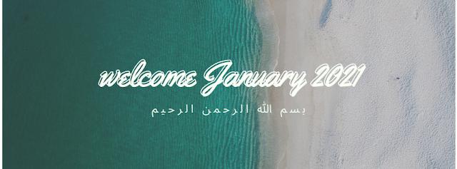 Salam 2021 Lembaran Januari