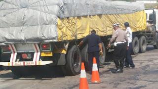 Di Tol Palikanci Kendaraan Overload Akan di Tindak Tegas Demi Keselamatan Pengguna Jalan Tol