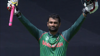 Tamim Iqbal 128 vs England Highlights