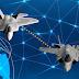 F-22 e F-35 finalmente interconnessi, al via i test da parte dell'USAF per la nuova tecnologia di rete