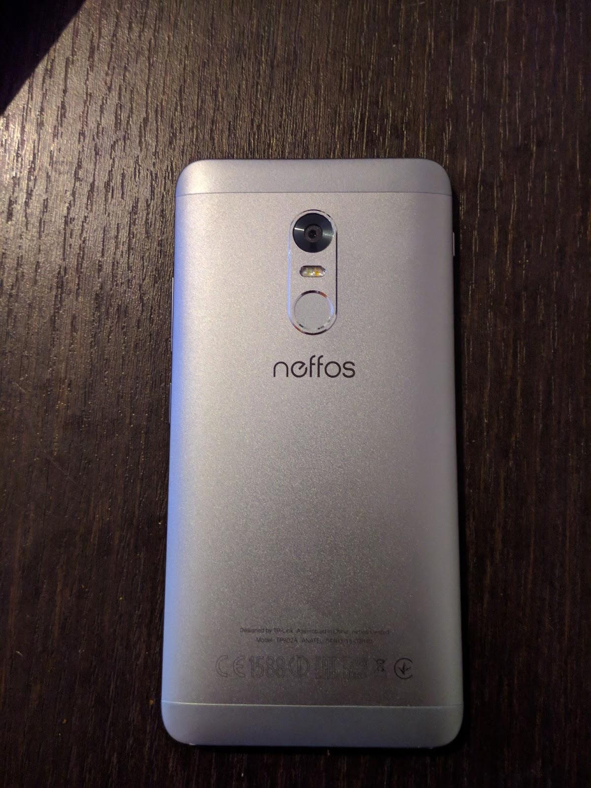 Recensione Smartphone Tp Link Neffos X1 Sorprendente Smartphone