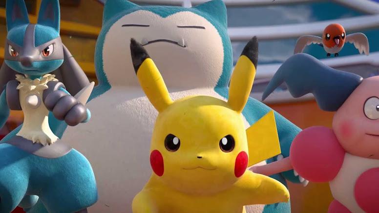 Pokémon Unite - Pokémon Disponíveis