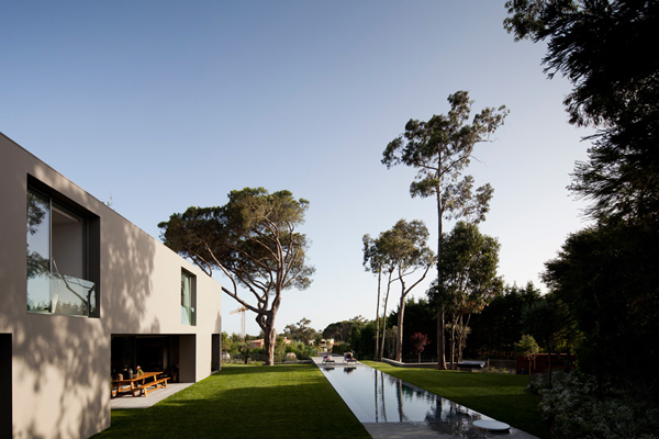 Dise o de casas home house design casas de campo for Casa moderna 44 belvedere