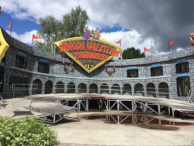 Legendia Dragon Wrestling Tournament