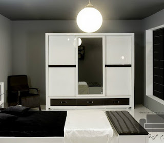 غرف النوم Mdf