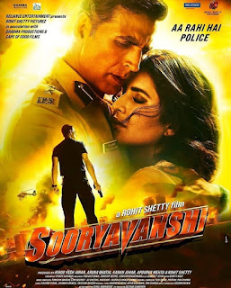 Sooryavanshi Full HD Movie Leaked Online To Download By Tamilrockers 2021