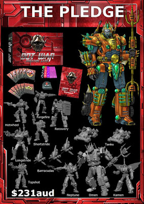 Coming 20 April. Bot War Kickstarter picture 8