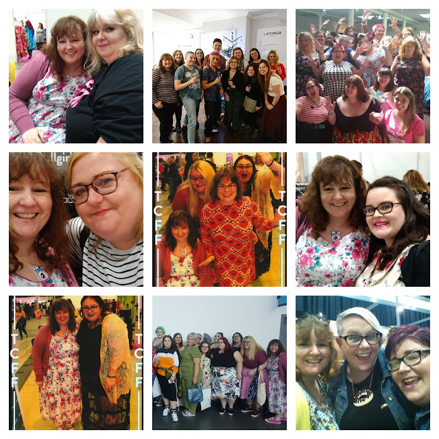 Some of the many lovely people I've met over the last 5 years
