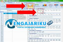 Cara Membuat  Gambar Transparan Di Excel
