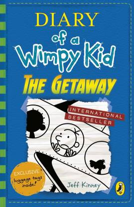 The Getaway: Diary of a Wimpy Kid 12