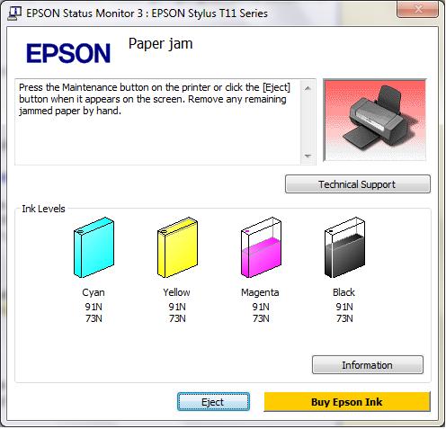 Mengatasi Paper Jam pada Printer Epson | ANDA MEMASUKI FOLDER SAVE AREA