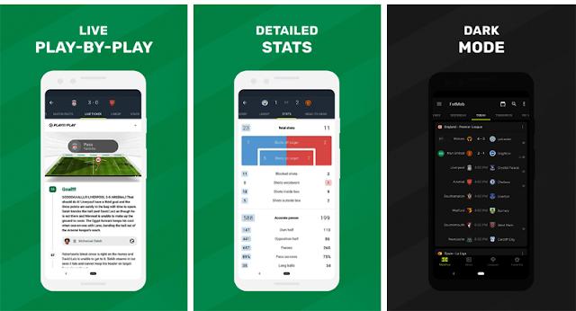 Soccer Scores - FotMob (Pro) Apk