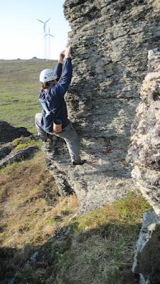 climb Nome