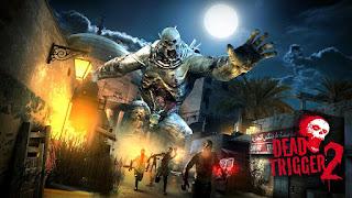 تحميل لعبة Dead Trigger 2 مهكرة للاندرويد