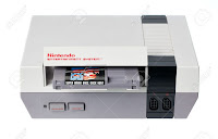 Here is a picture of what #Nintendo looked like back in the mid 80's! #RegularNintendo #NES