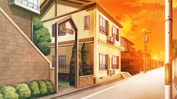 anime background landscape bg