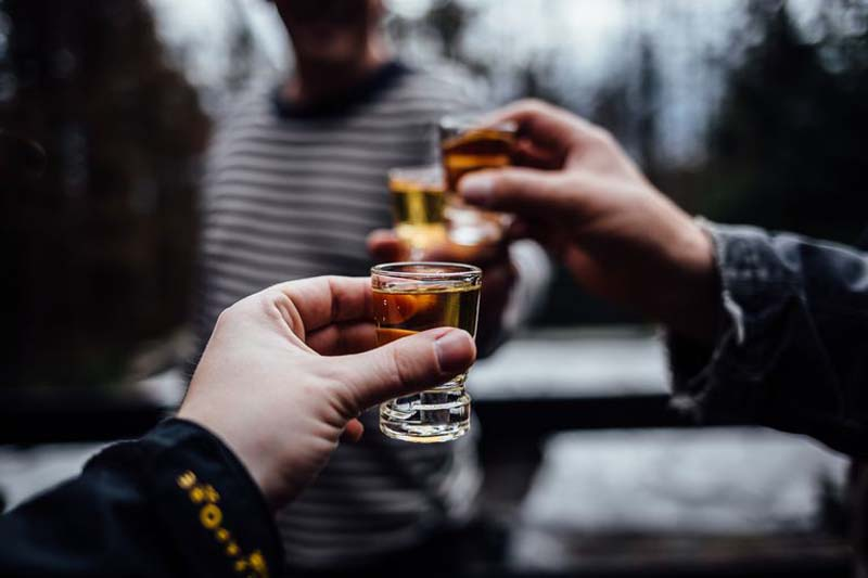 Why Getting Drunk Makes Your Anxiety Turn Up