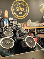 Things to do in Zurich in winter: Coffee Shack