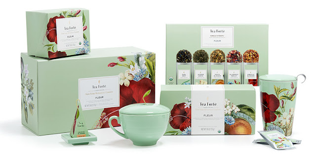 Tea Forte 'Fleur for Four' Sweepstakes (8 Winners!)
