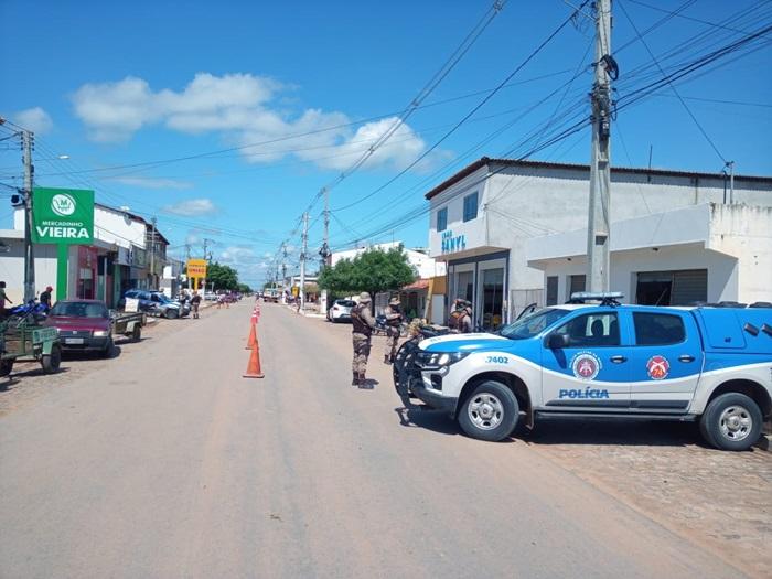 74ª CIPM Rural realiza Operação Intensificação nos distritos de Maniçoba e Itamotinga - Portal Spy Notícias