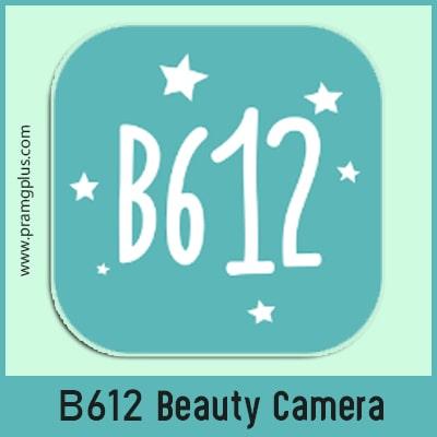 تنزيل برنامج كاميرا b612