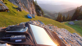 Mobile Solar Panel Charger