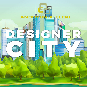 Designer City 2: city building game v1.12 Hileli