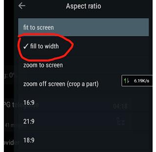 Special DSTV App Setting