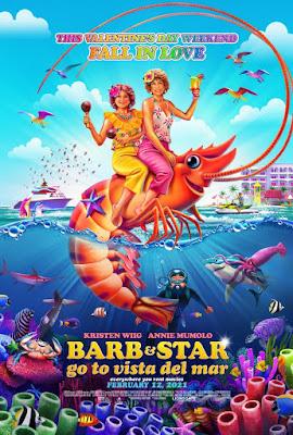 Barb and Star Go to Vista Del Mar en Español Latino