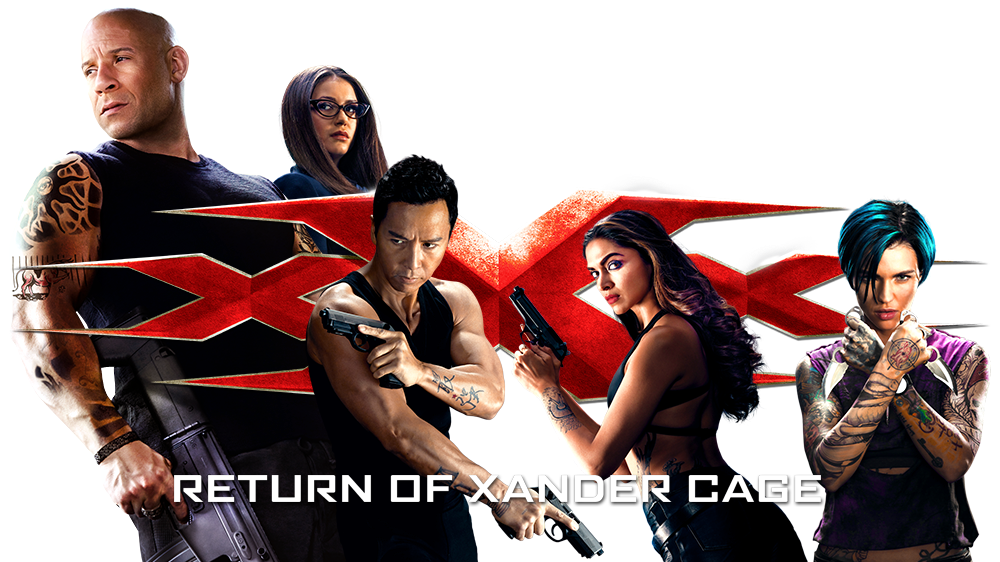 xXx: Return of Xander Cage 2017 Dual Audio Hindi 720p BluRay