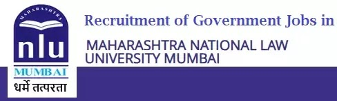 Government Jobs Vacancy in MNLU Mumbai