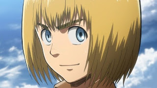 Hellominju.com : 進撃の巨人 アルミンアルレルト Attack on Titan Armin Arlert