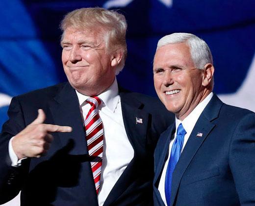 En el Partido Republicano evalúan la opción de romper con Donald Trump