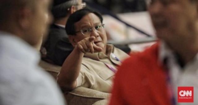 Tim Prabowo Siapkan Saksi Kawal 778 Ribu TPS Pemilu