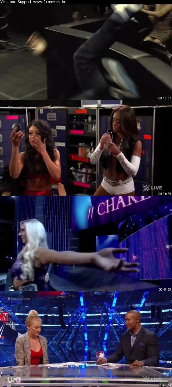 WWE Thursday Night Smackdown 31 March 2016 HDTV 480p