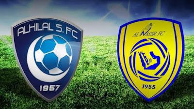 مباراة الهلال والنصر كورة كول مباشر30-1-2021 والقنوات الناقلة ضمن كأس السوبر السعودي
