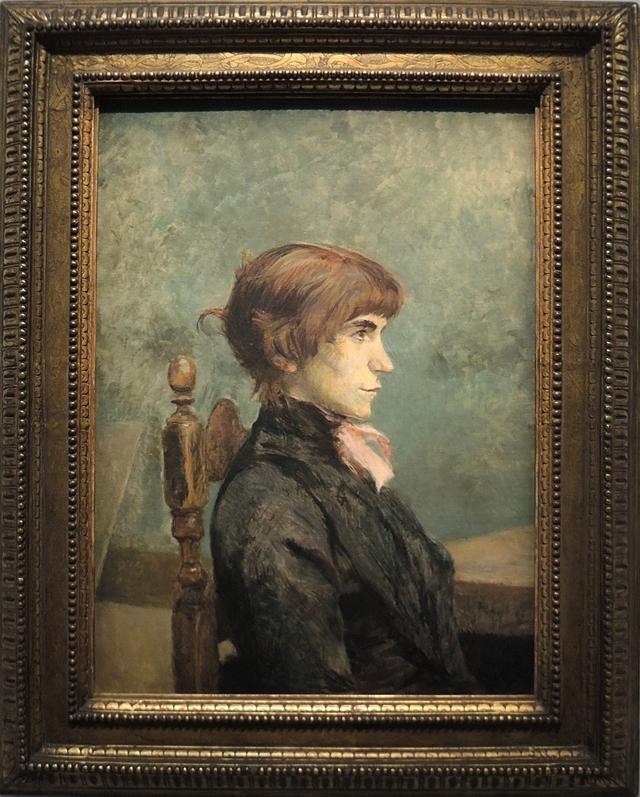 Parijs - Toulouse Lautrec in Grand Palais