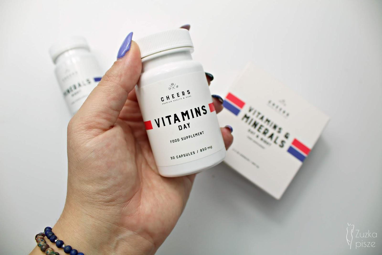cheers witaminy i minerały