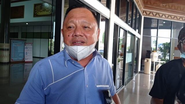 Anggota DPRD Lampung Sikapi Infrastruktur Jalan Provinsi