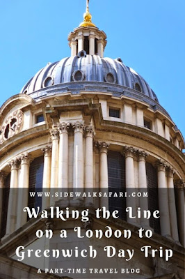 Walking the Line on a Maritime Greenwich Day Trip