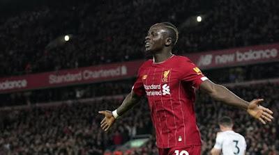 Pemain Liverpool Mane Diminta Tinggalkan Liverpool Demi Ballon d'Or